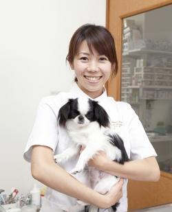 獣医師 堀川敦子(ほりかわあつこ)