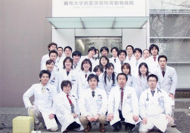 大学病院腫瘍科では多くのがんの症例との出会いがありました。