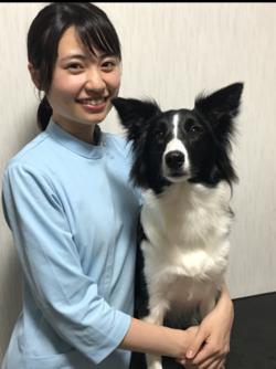 看護士・トリマー 遠藤裕美(えんどうゆみ)